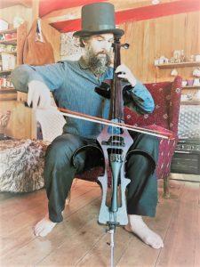 Electric Cello Image
